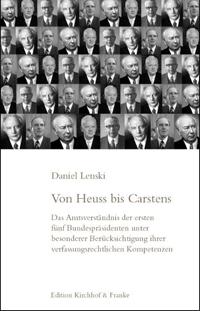 Von Heuss bis Carstens