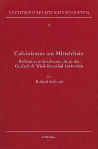 Calvinismus am Mittelrhein