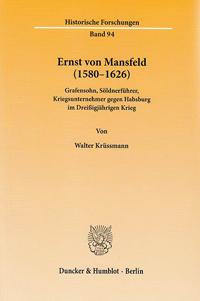 Ernst von Mansfeld (1580-1626)