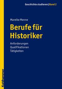Berufe für Historiker