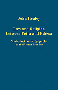 Law and Religion between Petra and Edessa