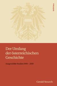 Der Umfang der österreichischen Geschichte