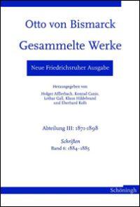 Schriften 1884-1885
