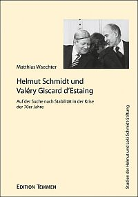 Helmut Schmidt und Valry Giscard d'Estaing