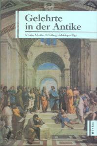 Gelehrte in der Antike