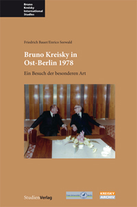Bruno Kreisky in Ost-Berlin 1978