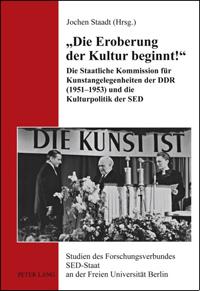 """""""Die Eroberung der Kultur beginnt!"""""""