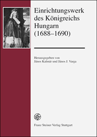 Einrichtungswerk des Königreichs Hungarn (1688-1690)