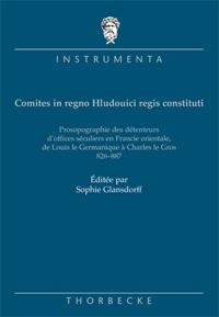 Comites in regno Hludouici regis constituti