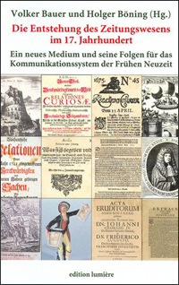 Die Entstehung des Zeitungswesens im 17. Jahrhundert