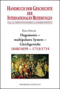 Hegemonie - multipolares System - Gleichgewicht
