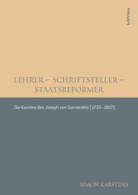 Lehrer - Schriftsteller - Staatsreformer