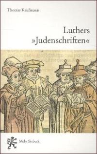 "Luthers ""Judenschriften"""