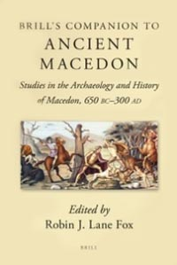 Brill's Companion to Ancient Macedon