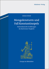 Mongolensturm und Fall Konstantinopels