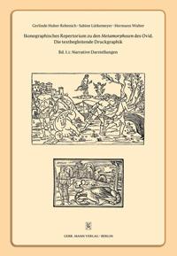 Ikonographisches Repertorium zu den Metamorphosen des Ovid