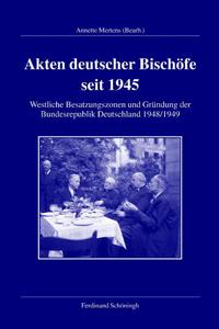 Akten deutscher Bischöfe seit 1945