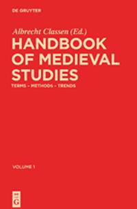 Handbook of Medieval Studies