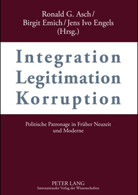 Integration - Legitimation - Korruption