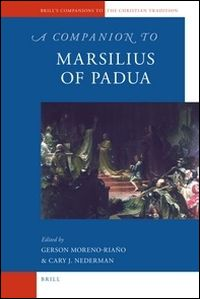 A Companion to Marsilius of Padua