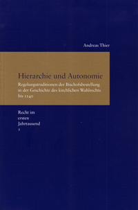 Hierarchie und Autonomie