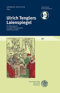 Ulrich Tenglers Laienspiegel