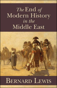 The End of Modern History of the Middle East