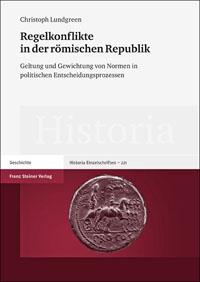 Regelkonflikte in der römischen Republik