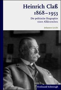 Heinrich Claß 1868-1953