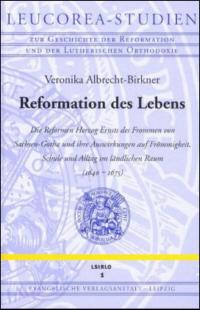 Reformation des Lebens