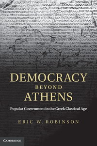 Democracy beyond Athens