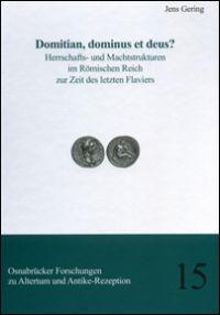 Domitian, dominus et deus?