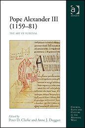 Pope Alexander III (1159-81)