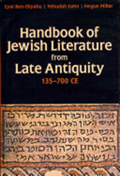 Handbook of Jewish Literature from Late Antiquity