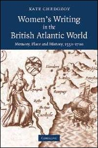 Women's Writing in the British Atlantic World