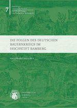 Die Folgen des deutschen Bauernkrieges im Hochstift Bamberg