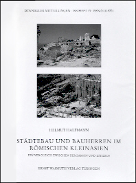 Städtebau und Bauherren im römischen Kleinasien