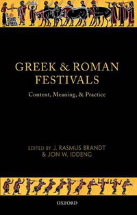 Greek and Roman Festivals