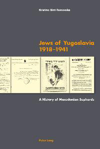 Jews of Yugoslavia 1918-1941
