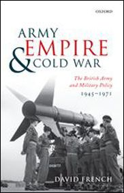 Army, Empire, and Cold War