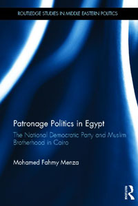 Patronage Politics in Egypt