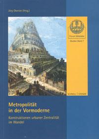 Metropolität in der Vormoderne