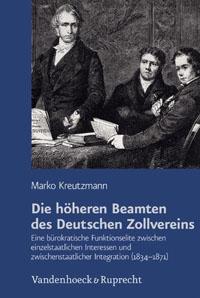 Die höheren Beamten des Deutschen Zollvereins