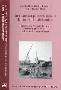 Europareisen politisch-sozialer Eliten im 18. Jahrhundert