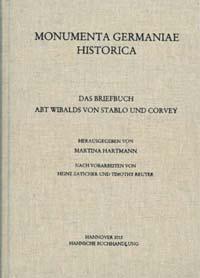Das Briefbuch Abt Wibalds von Stablo und Corvey