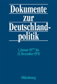 Dokumente zur Deutschlandpolitik. VI. Reihe