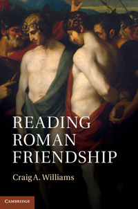 Reading Roman Friendship