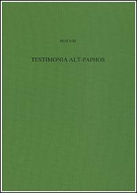 Testimonia Alt-Paphos