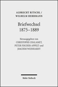 Briefwechsel 1875 - 1889