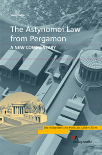 The Astynomoi Law of Pergamon